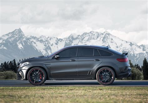 Mercedes-AMG W292 GLE 63 4MATIC Coupe Mansory | BENZTUNING