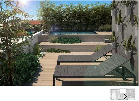 piscina su terrazzo 22 idee per realizzare una zona piscina in terrazzo