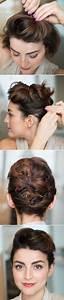 Tuto Coiffure Cheveux Court : coiffure cheveux courts femme ~ Melissatoandfro.com Idées de Décoration