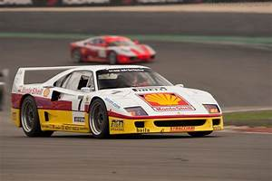 1991 1992 Ferrari F40 GT Images Specifications And