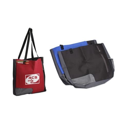 4imprint com: City Tote 110939: Imprinted with your Logo