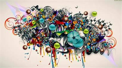 Graffiti Abstract Wallpapers Graphic Sprey