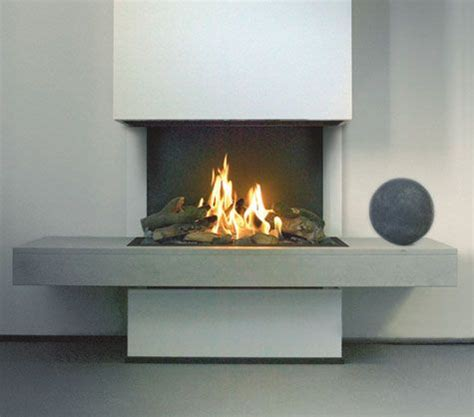 open flame gas l love this open gas fireplace l 39 apparita pinterest