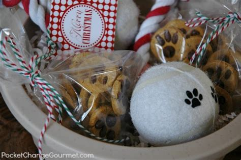 homemade dog treat gifts  days  homemade holiday