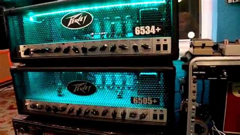 *my Wall Of Amps* Eric's (guitar Amp Collection)