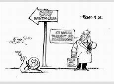 Umstrittene Karikatur Nicht jede Kritik ist