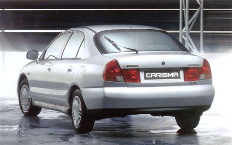 MITSUBISHI Carisma Sedan specs - 1995, 1996, 1997, 1998 ...