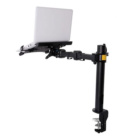 computer monitor stand for desk fleximounts 2 in 1 monitor arm desk mount lcd stand fits