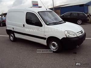 2006 Peugeot Partner 1 9 Hdi 2 Manual