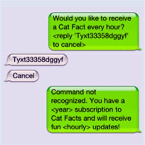 cat facts text trolling   meme