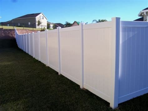 10 Foot Privacy Fence