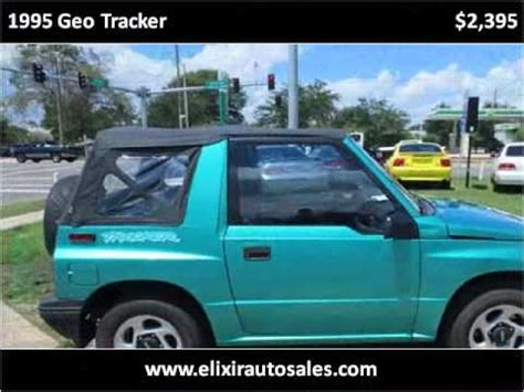 Used Cars In New Richey Fl by 1995 Geo Tracker Used Cars Jacksonville Fl