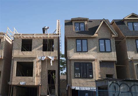 Newly Built Gta Home Passes  Million Average Price