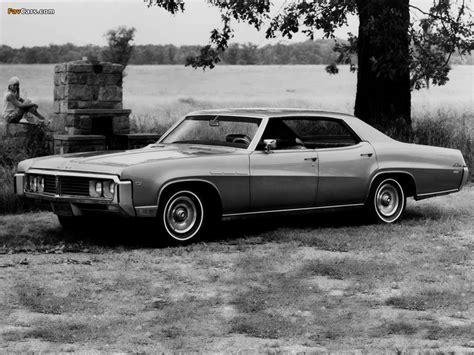 Buick LeSabre Custom 4-door Hardtop Sedan 1969 wallpapers ...