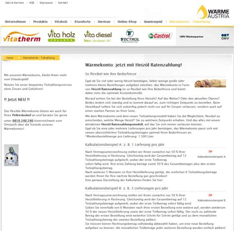 heizöl bestellen ratenzahlung heiz 246 l auf raten kaufen so klappt s mit der ratenzahlung