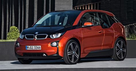 New Bmw I3 Electric Will Offer Use Of X5 Suv To Owners