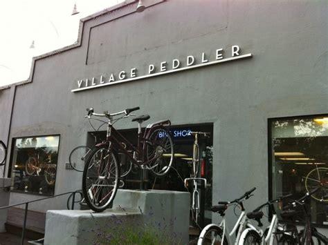 village peddler bicycle store targeted  thieves