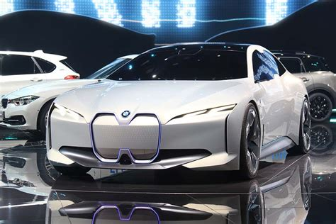 What Comes Between I3 And I8? Apparently This New Bmw