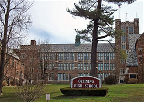 ossining high school wikipedia