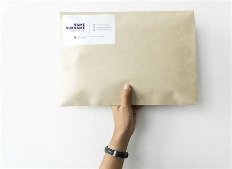 woman holding   package mockup  image  rawpixel