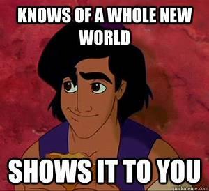 Good Guy Aladdin memes | quickmeme