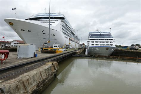 Panama Breaks Ground On New Cruise Terminal....  GCaptain - HowlDb