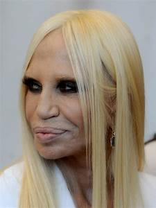 Donatella Versace - photos, news, filmography, quotes and ...