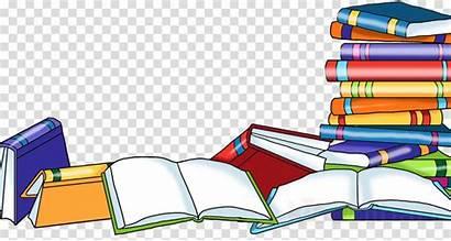 Clipart Library Reading Border Clip Books Borders