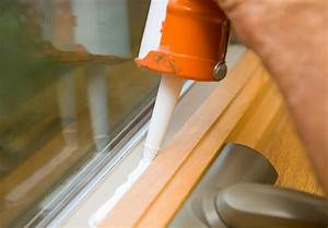 10 tips to seal air leaks and stop energy loss homeowner for Window caulking