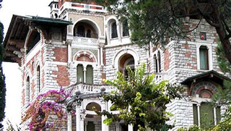 Luigi Ferrari Renovierung Einer Jugendstilvilla In Roè