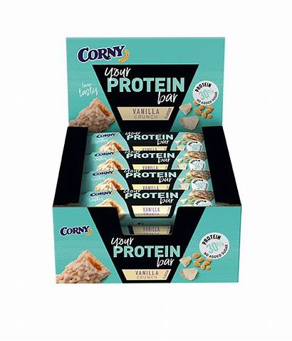 Corny Vanilla Riegel Bar Impuls Crunch Protein
