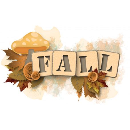 fall  remember word art  graphic  dawn prater