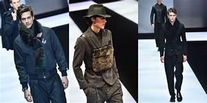 Milano Moda Uomo Emporio Armani Autunno Inverno 2017 2018