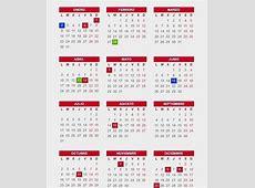 Calendario laboral de 2017 en Andalucía festivos y puentes