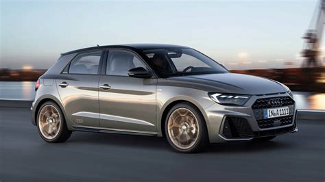 2019 Audi A1 Officially Revealed, Ditches Diesel Engines