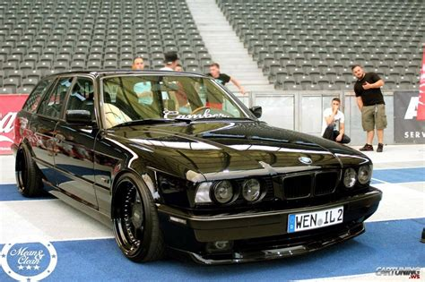 Tuning BMW 5 Touring (E34) » CarTuning - Best Car Tuning ...