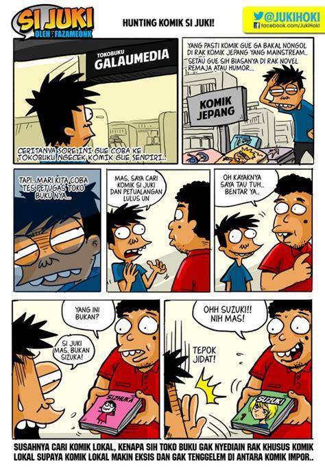 gambar lucu cerita lucu komik  jukigoresan hati