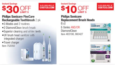 Save $30 Off Philips Sonicare – February 2015 | Philips