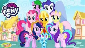 My Little Pony Color Swap Mlp Rainbow Dash Mane 6 Twilight
