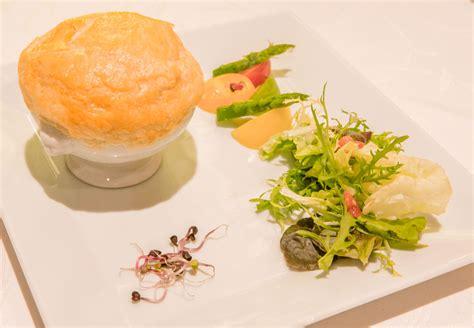 menu vegetarien gastronomique