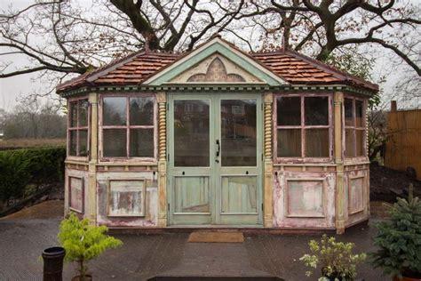 Luxury Gazebo Luxury Wooden Gazebo Handmade For Gardens In The Uk