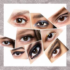 Maquillage Pour Yeux Marron : maquillage yeux marron comment maquiller les yeux marron ~ Carolinahurricanesstore.com Idées de Décoration
