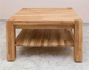 Badspiegel 80 X 80 : couchtisch beistelltisch tisch eiche massiv ge lt 80 x 80 mit ablage massivholz und rollen ~ Bigdaddyawards.com Haus und Dekorationen
