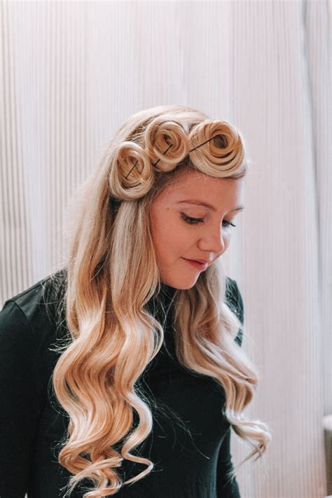 Pin Curls Hair Tutorial: How to Make Your Curls Stay All