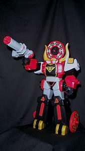 Power Rangers Super Samurai - Bull Megazord 2 by ...