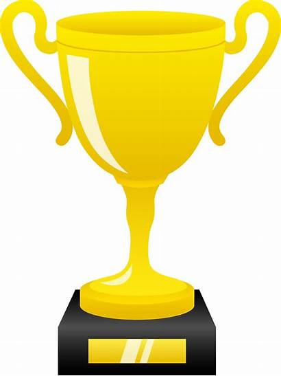Trophy Golden Clip Shiny Sweetclipart