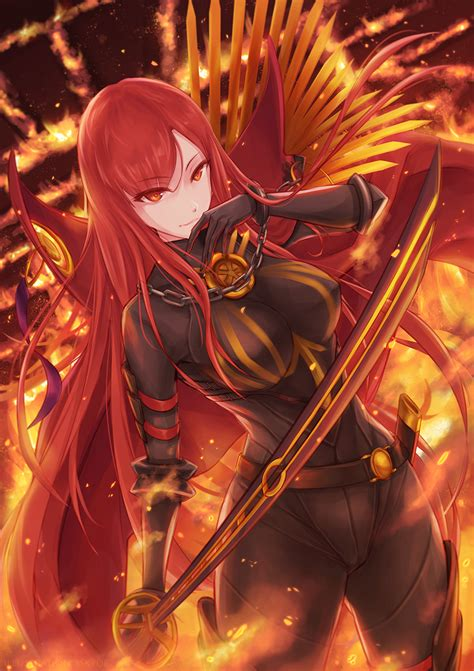 avenger maou nobunaga majin archer image