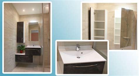 meuble d 233 cal 233 de 100 cm pour une salle de bains atlantic bain