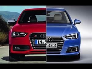 Audi A4 B9 Nachrüsten : 2014 audi a4 b8 vs 2016 audi a4 b9 youtube ~ Jslefanu.com Haus und Dekorationen