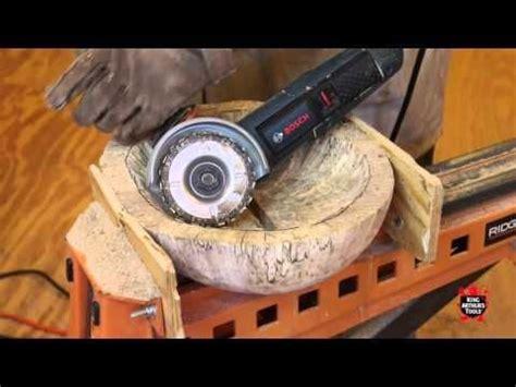 bowl carving     maverick youtube wood bowls
